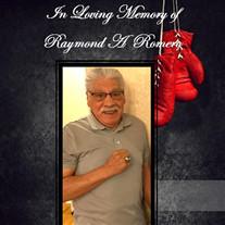 Raymond A Romero