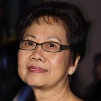 Mrs. Esperanza C. Rifareal-Lleno of Streamwood