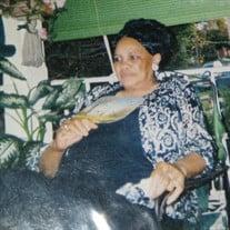 Mrs. Frankie Yvonne Barber,