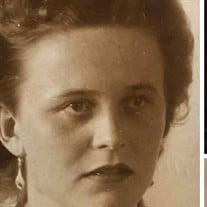 "Eleonore S. ""Lorie"" Stoffer"