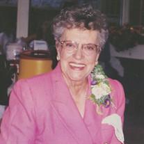 Betty Lou Brown Martin