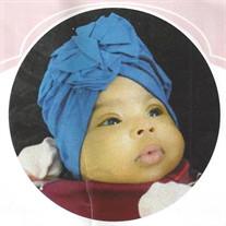 Infant Nyla Monique Lacey