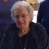 """Mrs. Ottilie """"Tillie"""" Awlyne Bertram (nee Pearson)"""