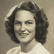 Martha Jane Duncan