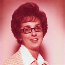 Betty Jane Duhon