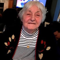 Mrs. Joyce Ann Doherty of Arlington Heights