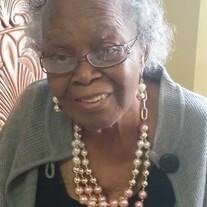 Ms. Gladys Mae Saddler