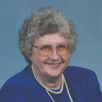 Virginia E. Barrett
