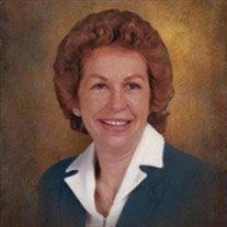 Mrs. Jane Joy Bond