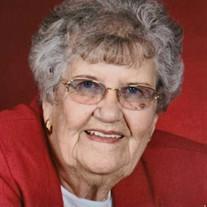 Betty Jane (Zeigler) Stevenor