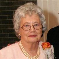 Marie E. Dye