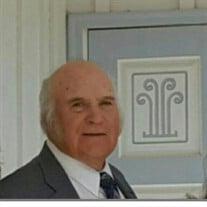 """Pastor Gilbert """"Gil"""" E. Lucero"""