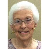 Mrs. Georgia Dyess McLain