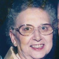 Eugenia Wanda (Jean) Kreidler