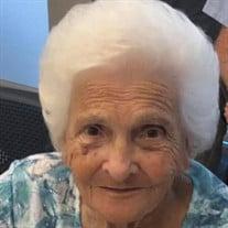Mrs. Georgia Jeanette Post