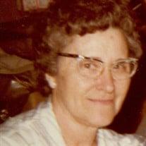 Edith Stanley-Bullis