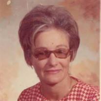 Wanda Marie (Mandrell) Morris