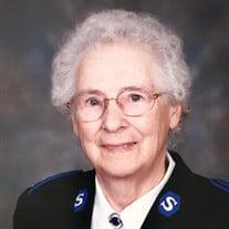Olive Louisa Mitchell