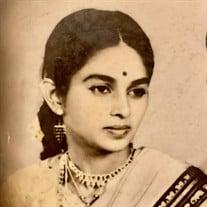 Mrs. Mangala Nageshaiah