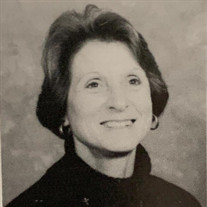 "Mrs. Margaret Marie ""Peggy"" Adams Rowsam"