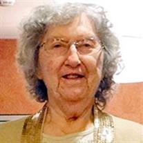 Janette Frances Horton