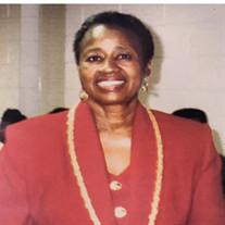 Mrs. Anne Kornegay Gregory