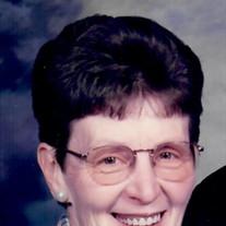 Patricia Ann (Brown)  Walmer