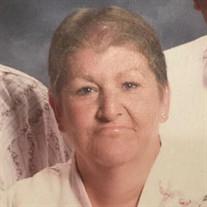 Judy Faye Livingston Cotten