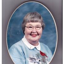 Edith Carolyn Kitchen