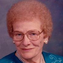Doris Marjorie (Bush)  Sutherland