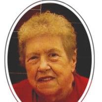 Virginia Earlene (Trickel)  Friedly