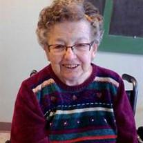 Martha Mary O'Brien