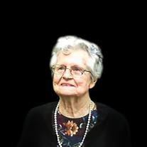 Mildred Claudine West