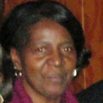 """Ms. Orvella Kay """"Vel"""" Jackson"""