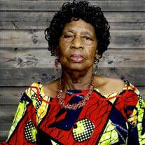 Mrs. Julienne Watondua Nsumbu