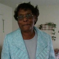 Pastor Bertha Dudley Knowlton