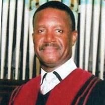 Rev. Dr. Victor L. Davis, Sr.