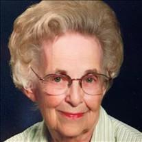 Mary Virginia Hoppes
