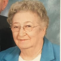 Luella Rodgers Webster