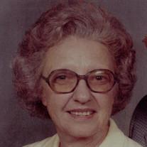 Mrs. Eula Belle West Barron
