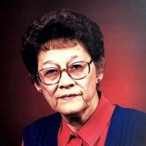 Doris Naomi Farmer
