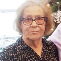 Betty Frances Simpson