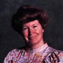 Ruth Jeanette Ponders Johnson