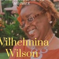 Wilhelmina Wilson