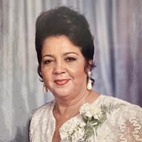 Mrs. Gloria Mercedes Diaz