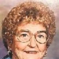 Gertrude F Lussier