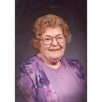 Martha E. Robinson
