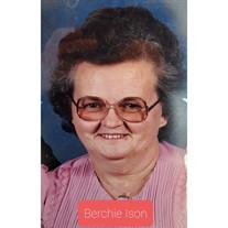 Berchie Ison