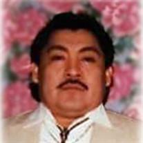 Virgilio Arellano Mendez