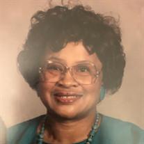 Mrs. Nettie V. Tate